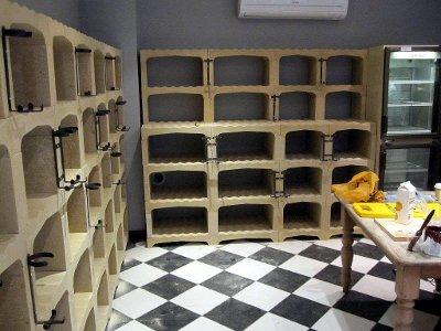 CAVOvin Wine Storage System