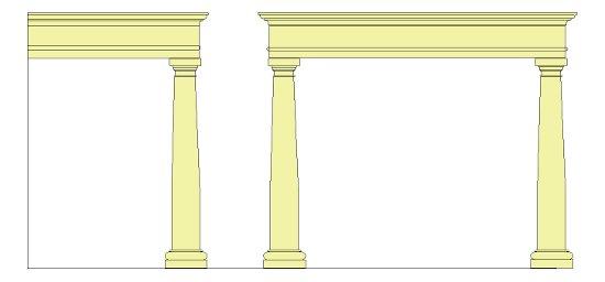 Modular Portico